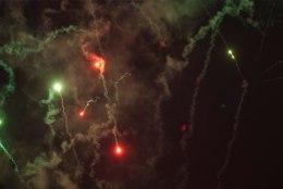 Veeteede Amet: punase raketi kasutamine ilutulestikuks on keelatud ja karistatav!