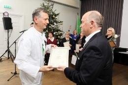 Ida-Tallinna keskhaigla aasta arst on uroloog Armen Ahlberg