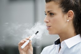 E-sigaretid on teismelistele hüppelauaks tavaliste sigarettide suitsetamiseni