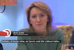 TV3 VIDEO | Vaata, mida esileedi Ieva Ilves eksperdina küberjulgeolekust rääkis!
