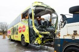 Graafik surub takka: kas väiksem kiirus vähendaks bussiõnnetusi?