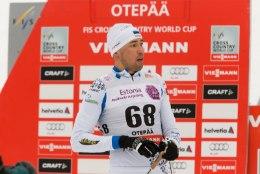 Algo Kärbil jäi maratonis punktikoht 50 sekundi kaugusele