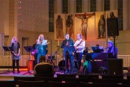 GALERII | tuntud ansamblite muusikud esinesid Pauluse kirikus