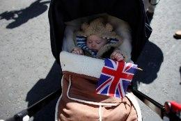 KOHUS: eestlanna laps kasvagu brittide hoole all!