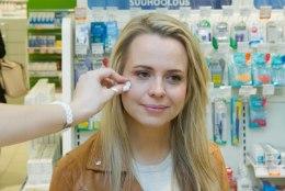 """Nele-Liis Vaiksoo katsetas näonaha diagnostikat: """"Niisutan küll nahka, kuid kosmeetikaraport ütles, et vähe!"""""""