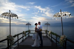 PALJU ÕNNE! Mihkel Mattisen abiellus Balil