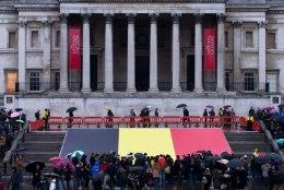 Belgia langetas terrorismi ohutaset