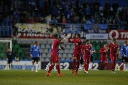 7 VÕTIT   Sinisärkide hiilgav seeria kahekordse EM-hõbeda vastu lõppes, Eesti - Serbia 0:1