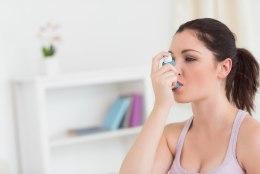 Astma on Eestis alaravitud