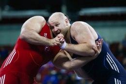 VIDEO   Eestlased saavad olümpiamaadlejate oskusi oma silmaga näha