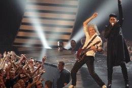 Queeni ja Adam Lamberti kontserdi lava valmib 100 inimese koostöös nelja päevaga