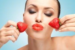 Tosin põhjust, miks oma tervise nimel just praegu maasikaid süüa
