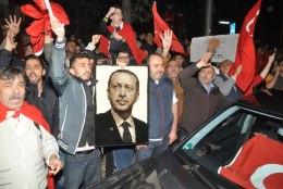 Türklased ja Türgis toimuv tekitavad sakslastes üha suuremat hirmu