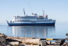 Tallinna Sadam on ostmas Vjatšeslav Leedo ettevõttelt Saaremaa Laevakompanii parvlaeva Regula