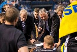 FOTO UUEST LOGOST | Tartu korvpallimeeskond mängib tänavu nimisponsorita