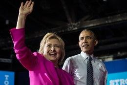 Clintoni edu Trumpi ees kasvab