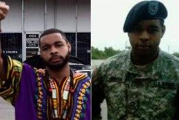 Dallases viie politseiniku mahalaskmises kahtlustatav mees oli Afganistani missiooni veteran