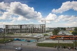 Kaubanduskeskuse katust hakkab ehtima hiiglaslik vaateratas?