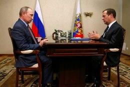 Putin Krimmis: Venemaa loodab, et Ukraina riigijuhtide hulgas pääseb võidule terve mõistus