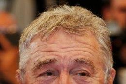 Robert De Niro rajab Londonisse lukshotelli
