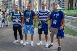 Neljapaat sõuab eelsõidus võidu valitseva maailmameistri ja olümpiavõitjaga