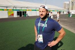 ÕL RIOS | Olümpiamängude debütant Grigori Minaškin peab kiiresti alla võtma: enne kaalumist tuleb kaks rasket päeva!