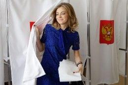 Tüdinud venelased hääletasid loiult
