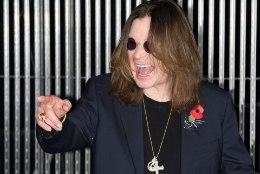 Ozzy Osbourne: Hitler oli homo