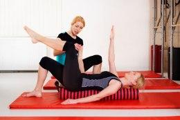 Pilates vormib keha ja vaimu