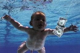 PILTUUDIS | Nirvana albumil poseerinud beebi 25 aastat hiljem
