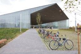 ERM-i uus hoone – Euroopa suurim ja nüüdisaegseim muuseum