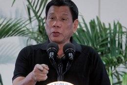 NAGU HITLER: Filipiinide president lubab hävitada kolm miljonit narkomaani
