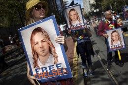 VILEPUHUJATE VÕIT: Obama kingib Chelsea Manningule vabaduse