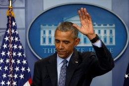 Lahkuv Obama süüdistas USA–Venemaa suhete halvenemises Putinit