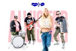 The Alvistar Funk Association: laulame väljamõeldud haldjakeeles!