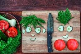 Kuus nõksu, kuidas lapsi hooajalisi köögivilju sööma ahvatleda