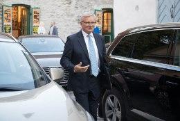 """Maaeluminister Tarmo Tamm: """"Kui peaksin ennast peibutuspardiks, siis mul oleks väga piinlik."""""""