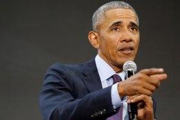 Barack Obama naasis poliitikasse