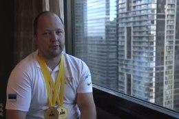 TV3 VIDEO | Tahtejõu tuur kogus raha missioonil jalad kaotanud kaitseväelasele käsiratta ostuks