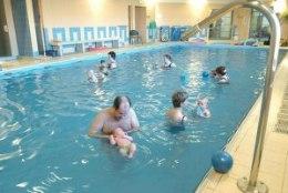 Pärnu Viiking spa külastaja: basseinis ujusid suured kakajunnid