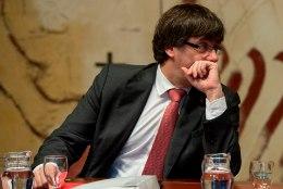 Puigdemont ei kavatse Hispaania senati ette astuda