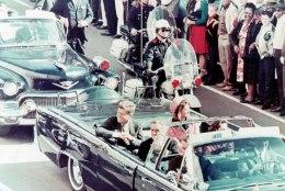 LÕPP VANDENÕUDELE? Kennedy mõrvaga seotud dokumendid avalikustati