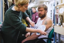 """GALERII   Kuidas võeti Lapimaal üles Veiko Õunpuu uut soomekeelset filmi """"Viimased""""?"""