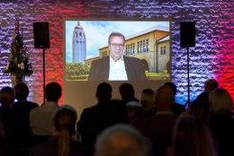 FOTOD | President Ilves osales Tallinna lobitöökonverentsil vaid lühivideo vahendusel