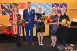 Viis vägivallaennetajat pälvisid uue auhinna