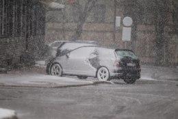 ILMAPROGNOOS: põhiteed on märjad, sajab vihma, lund ja lörtsi