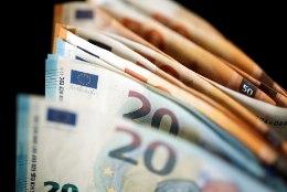 PIDEV KASV: keskmine palk kerkis kolmandas kvartalis üle 1200 euro