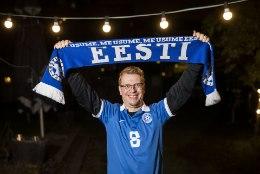 Soomes sündinud kirjanik Mika Keränen on andunud Eesti fänn: Soome jalgpalli vaatan nagu vana armukese Facebook'i kontot