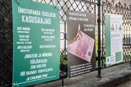 IRLi fraktsioon tegi Tallinna linnale ettepaneku astuda välja Eesti Ühistupangast
