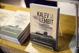 GALERII | Lennusadamas tutvustati Eesti mereväe uhkuse – allveelaevade Kalevi ja Lembitu raamatut